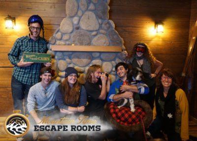Crooked Key Escape Room