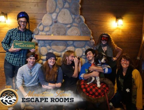 Crooked Key Staff Teambuilding at Nearby Escape Rooms