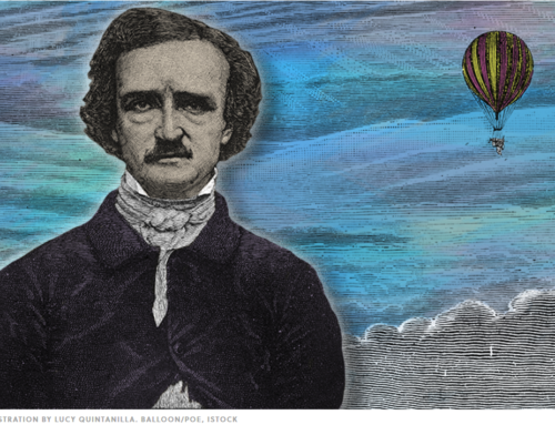Edgar Allan Poe, the Questionable Self-Promoter