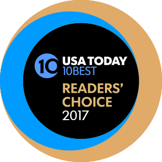 Readers' Choice 10 Best